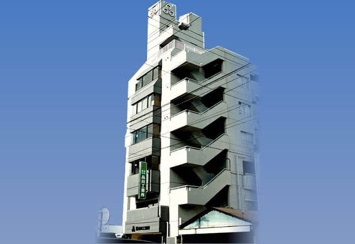 東京営業所の外観写真
